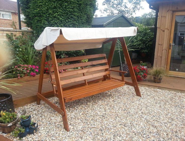 47 Best Images About Garden Patio Swing Seats Beds 400 x 300