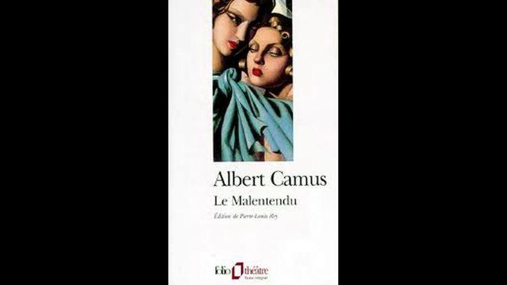 Albert Camus  - Nedorozumění - Rozhlasová hra - česky