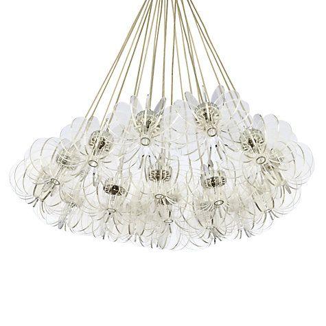Mejores 9 imgenes de contemporary designer claire norcross en buy john lewis claire norcross poppy cluster ceiling light online at johnlewis aloadofball Images