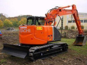Hitachi Zaxis ZX 130L-3, 135US-3, 135USK-3, 135USL-3, Excavators