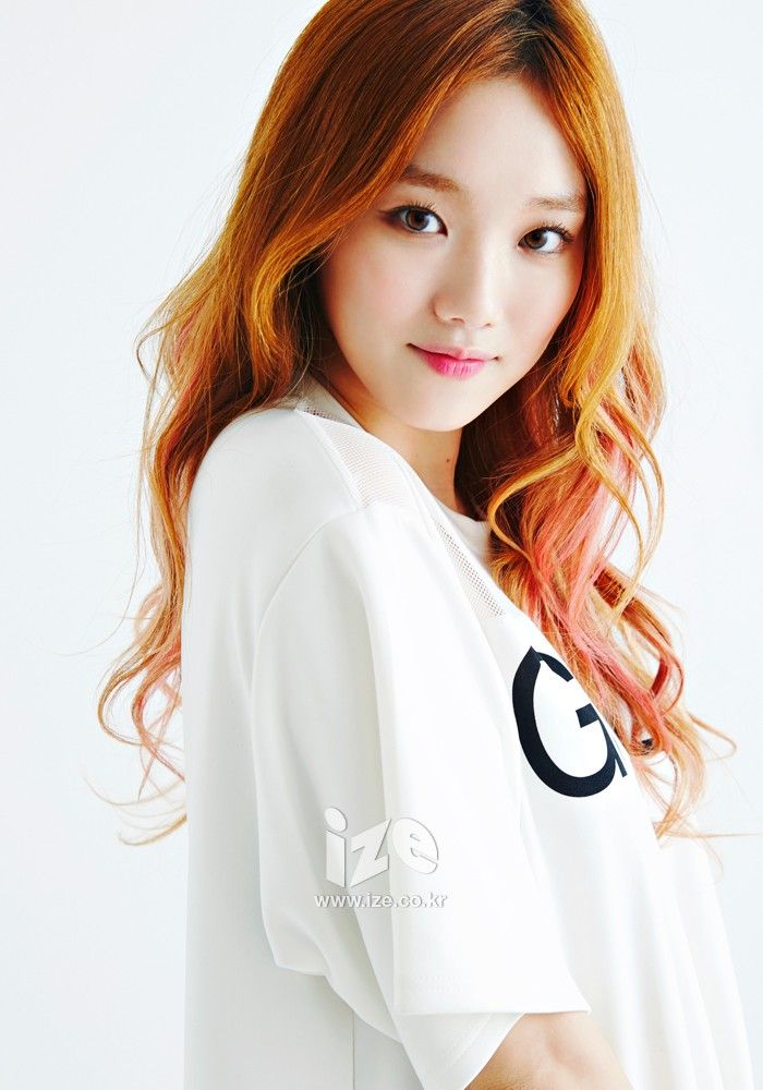 Lee Sung Kyung for ize Magazine