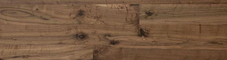 Woodline Parquetry solid wood flooring - Walnut 1 strip