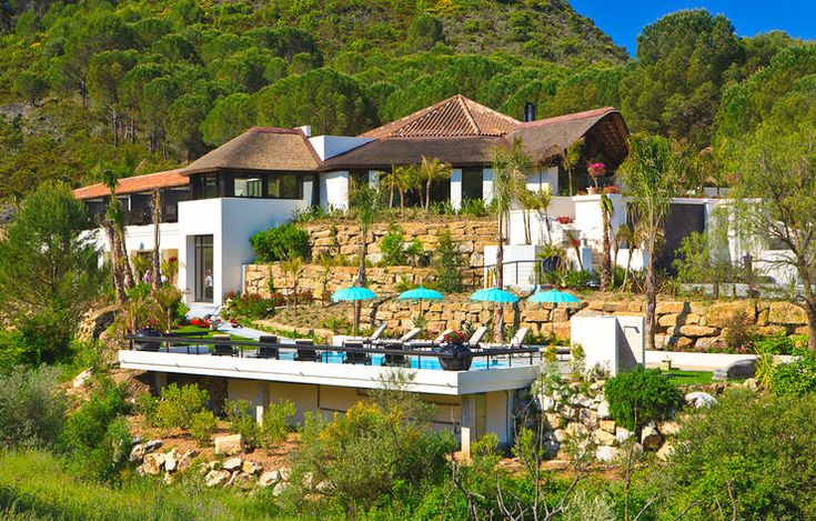 Retox and digital detox at Shanti Som, #wellness #retreat 20 minutes away from #Marbella in the hills of Andalucia