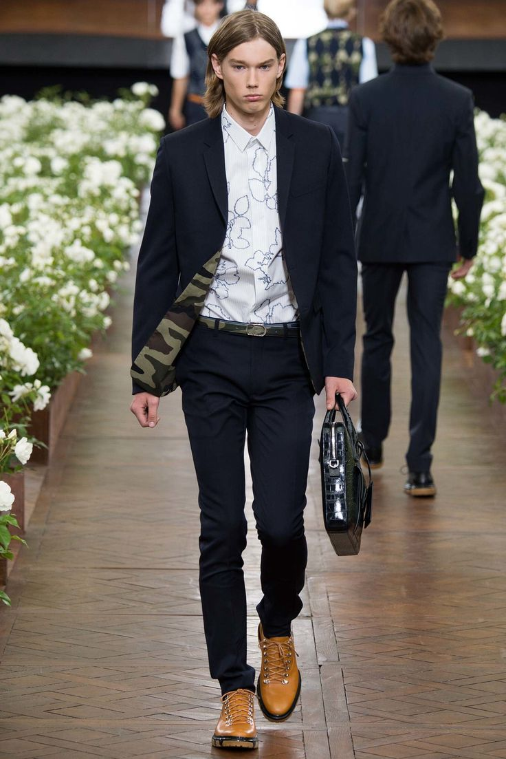 Dior Homme, Look #11