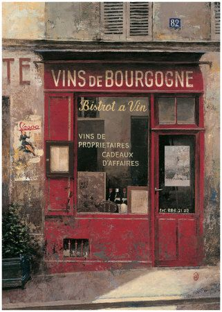 Vins De Bourgogne - this looks like a great place to get some fine wine