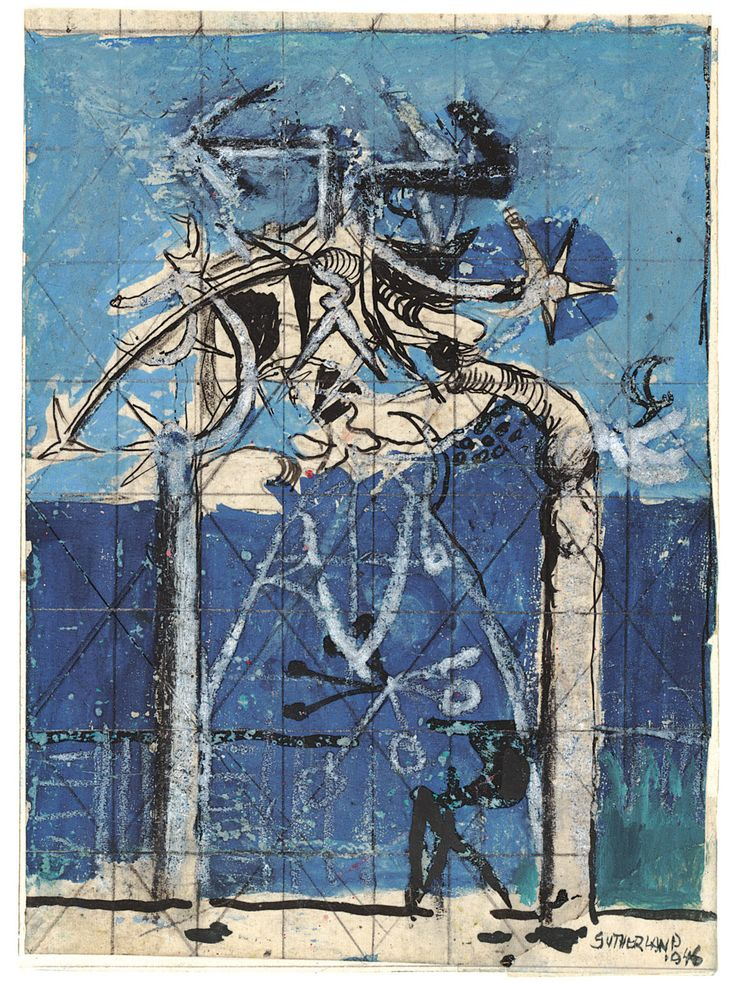 The Thorntree, 1966 – Graham Sutherland