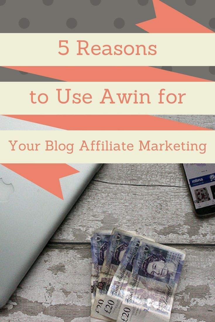 Lots of you seem to really like my last affiliate marketing article on how I made £200 from one blog post.  I have had lots of questions from people asking me about it. So today I  thought I would give you 5 reasons to use Awin for your blog affiliate  marketing.
