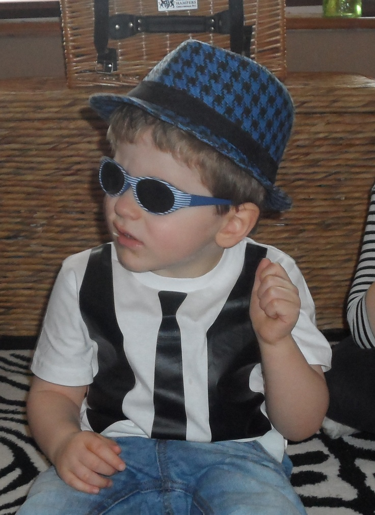 Julian on his 3rd birthday....Cerebral palsy does not define him...as you can see he redefines cerebral palsy!