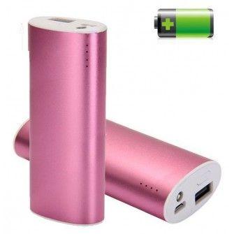 Le powerbank 5600 mah est le booster de batterie idéal pour votre samsung S6 edge