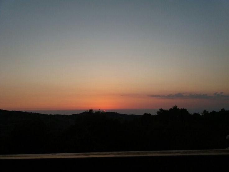 Xortata village Lefkada