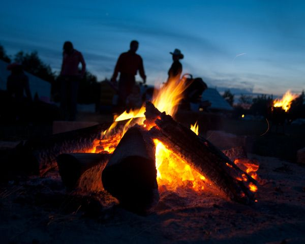 9 Scary Campfire Stories That'll Make You Drop Your S'mores