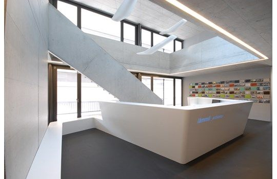 Staron® Solid Surfaces are comprised of a natural and pure mineral derived from bauxite ore and blended with an advanced pure acrylic resin into a non-toxic, polished matrix. With a smooth finish and a range of over 80 colours to select from, Staron® Solid Surfaces are suitable for many applications in commercial or residential projects.