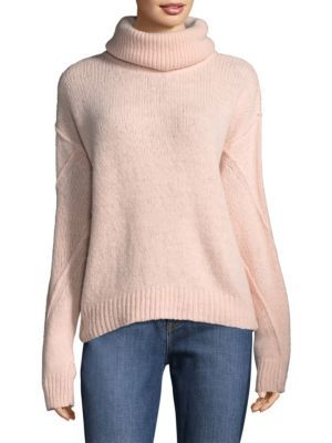c5cc6a4bd28c TORY BURCH Turtleneck Sweater.  toryburch  cloth