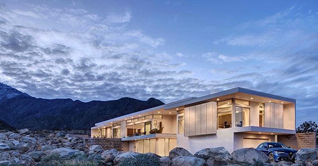 The Agency is doing amazing things in Palm Springs! Meet Desert house # 1 designed by acclaimed architect Lance O'Donnell of o2 Architecture. The 4 beds, 5 bath, 3,664 sq ft house priced at $3.295 million features 360 degree views of the mountains and valley floor 🌟 - posted by Krystle & Laurent Bijaoui https://www.instagram.com/krystlelaurentlosangeleshomes - See more Luxury Real Estate photos from Local Realtors at https://LocalRealtors.com/stream