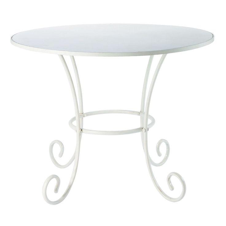17 mejores ideas sobre mesas de hierro forjado en pinterest ...