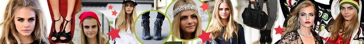 Cara Delevingne Top Looks | ASOS Fashion Finder