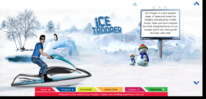 IceTrooper.com - Enjoy the new range of #Vadilal #Products -Bubble Gum Black Currant Thunder Stik, Chocó-Cream Double Strike, White Knight, Litchee Raspberry Double Strike, Jelly Peal, Smiley Launcher