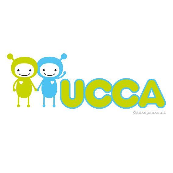 Logo design for UCCA (children talent agency) by http://ankepanke.nl