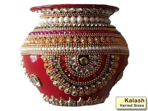 Handcrafted Decorative Kalash