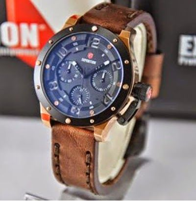 Jam Tangan Expedition E-6381 Brown Gold RP 875,000 | BB : 21F3BA2F | SMS :083878312537