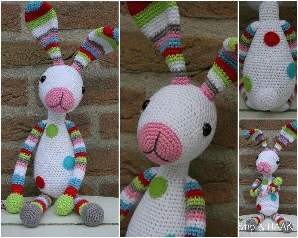 Amigurumi Patronen : Best stip haak patronen images crochet