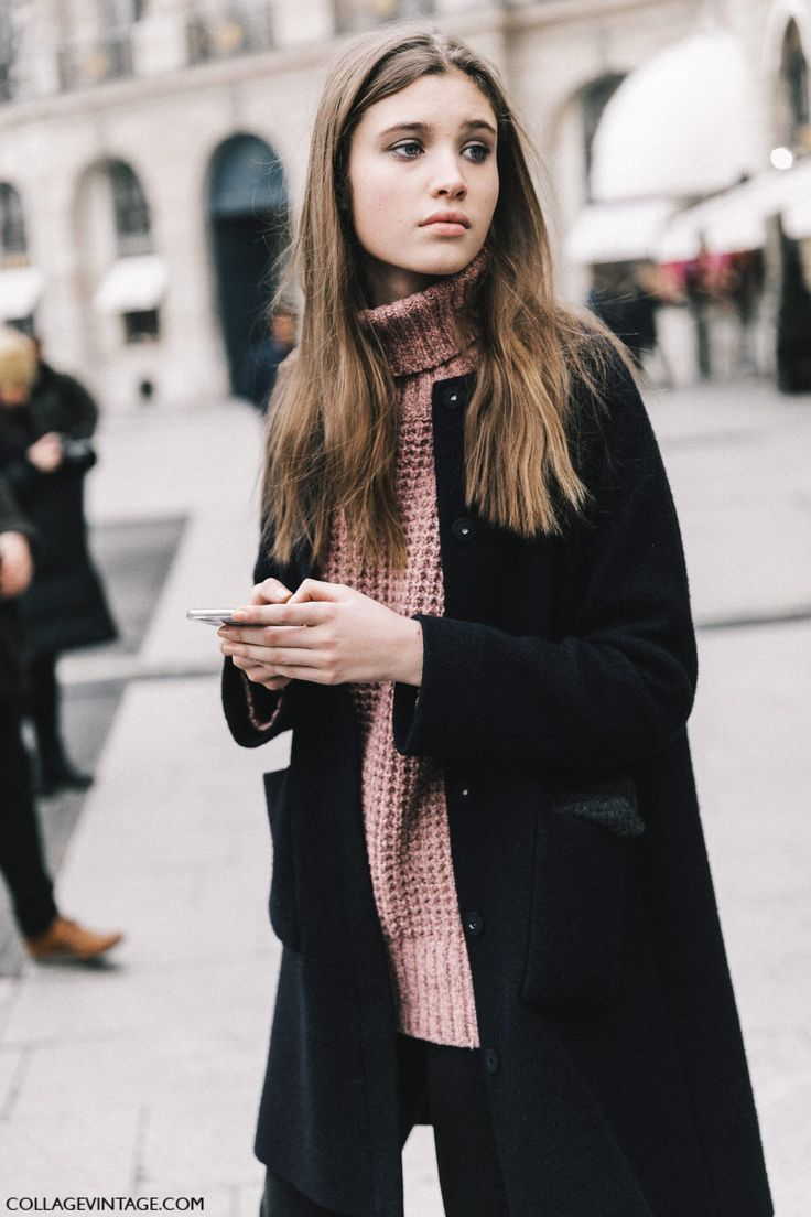 Winter Street Style Tumblr Images Galleries With A Bite