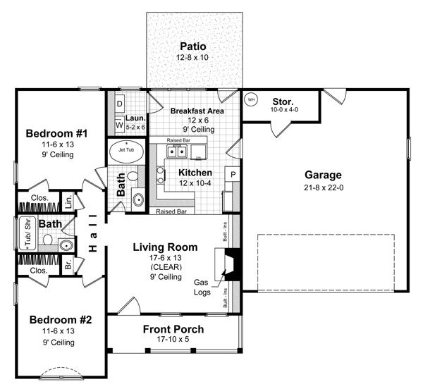 433 best house plans @ gardens images on pinterest
