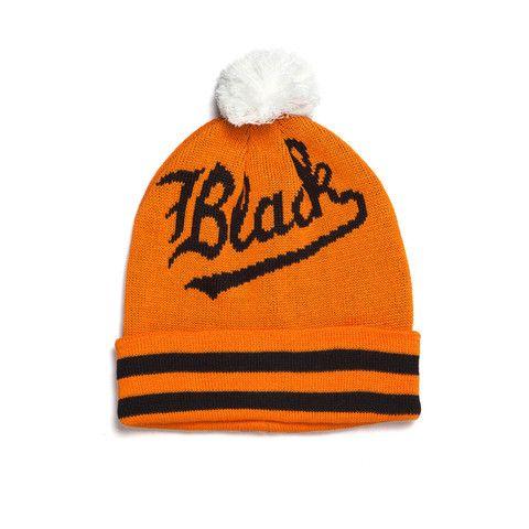 BLACK SCALE BLACK VS BEANIE BSFA14419-ORA | Solestop.com
