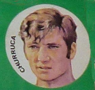Churruca. España. 1971-72. Cromos Bruguera. Todo.