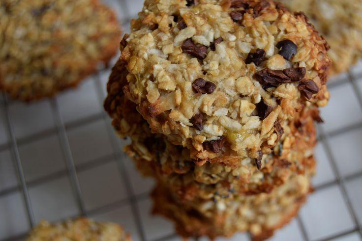 Makkelijkste recept voor gezonde koekjes ooit! Drie ingrediënten en 5 minuten voorbereiden. | Jouw Fabriek