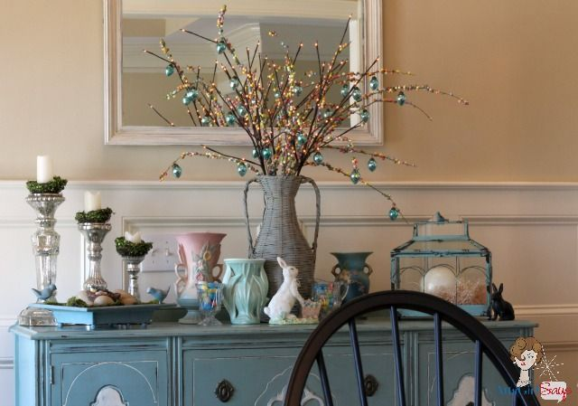 45 Best Images About Decorated Buffets On Pinterest