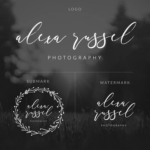 Photography Logo Business Logo Logo and Watermark