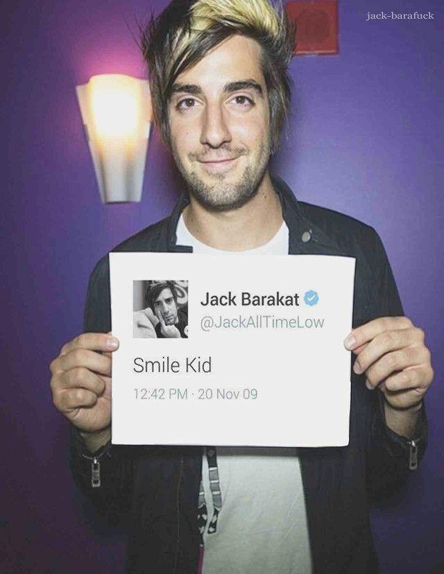 All Time Low, Jack Barakat