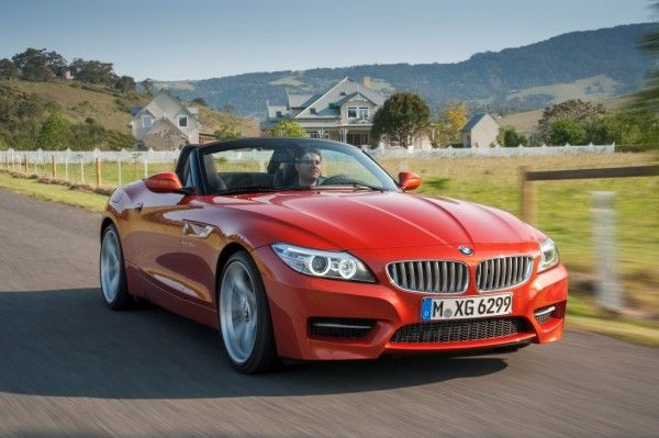 2014 BMW Z4 Convertible Front Exterior1 600x399 2014 BMW Z4 Convertible Full Review With Images