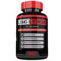 Rock Hard Long & Strong Review - Supercharge Your Workout Performance!