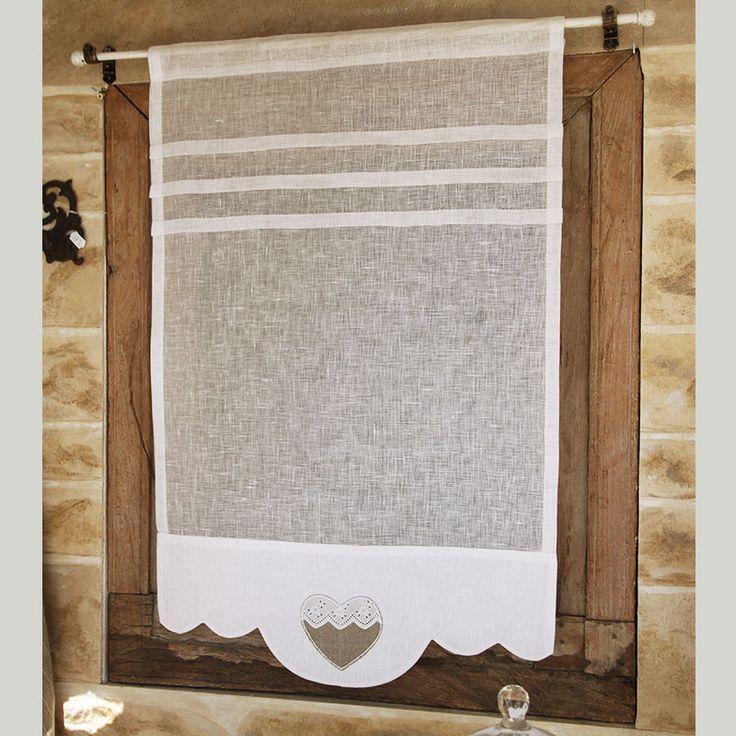 best 25 brise bise lin ideas on pinterest rideaux brise bise voilage lin and voilages des. Black Bedroom Furniture Sets. Home Design Ideas