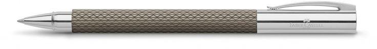 8. Faber-Castell: Ambition OpArt Black Sand Tintenroller