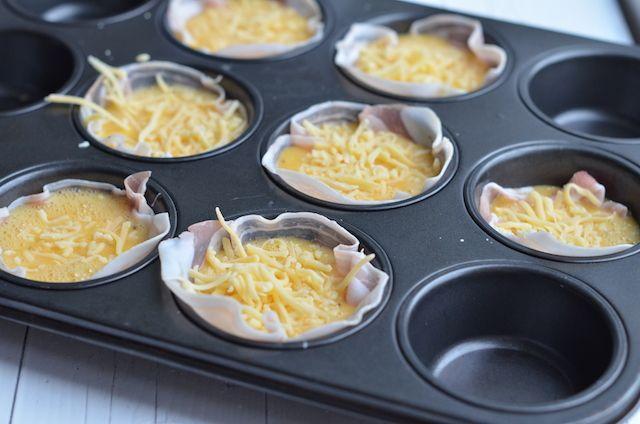 bacon+ei+muffins