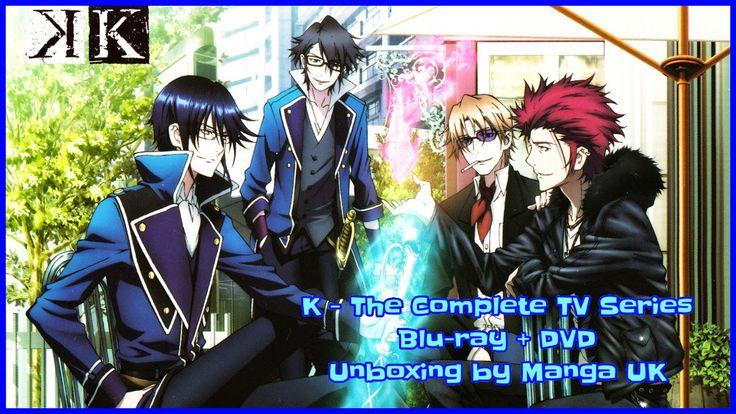 K - The Complete TV Series Blu-ray + DVD [BD UK] * Una settimana fa Manga UK ha pubblicato, in collaborazione con Kazé, il box set di K - The Complete TV Series in formato Blu-ray + DVD. La stessa Manga UK naturalmente non ha perso [...]