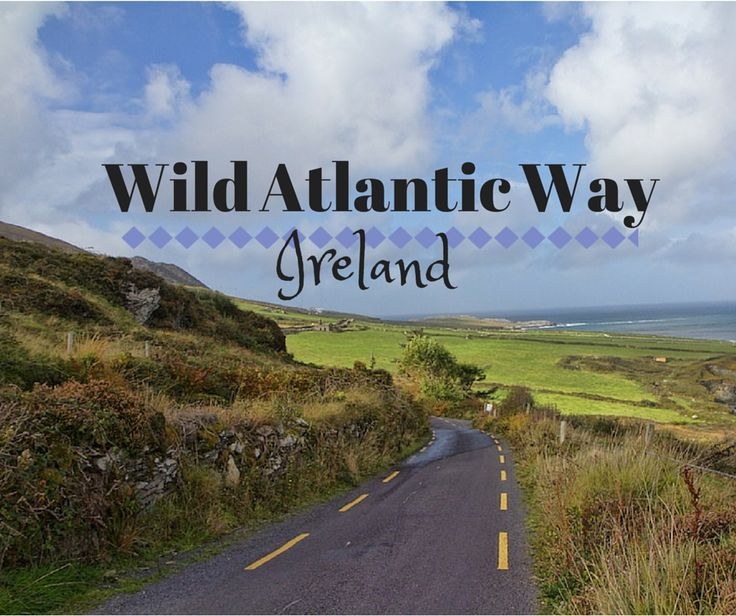 Get your frequently asked questions answered with this Wild Atlantic Way Map and Route Guide based on my road trip. Where to stay, what to do, and more.