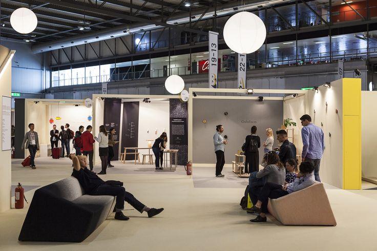 The SaloneSatellite, live from the 55th Salone del Mobile.Milano. Credits: Andrea Mariani
