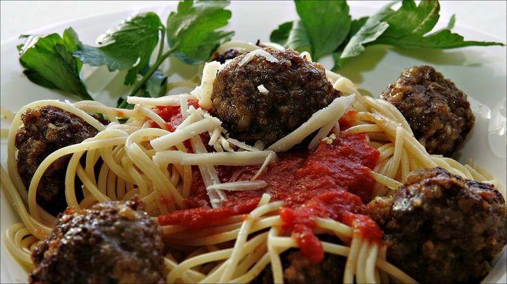 Dagens - Spagetti med kjøttboller - Godt.no - Finn noe godt å spise