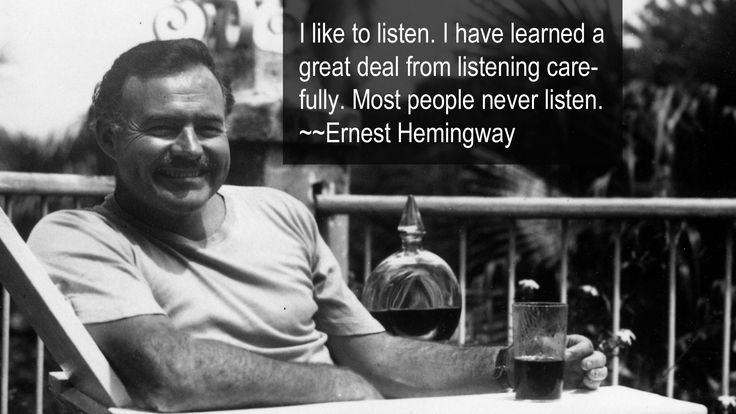 a man of many words a ernest miller hemingway story Ernest hemingway additional biography  ernest hemingway was a man of many contradictions and of a very convoluted nature  1899, in oak park, illinois, ernest miller hemingway was the .