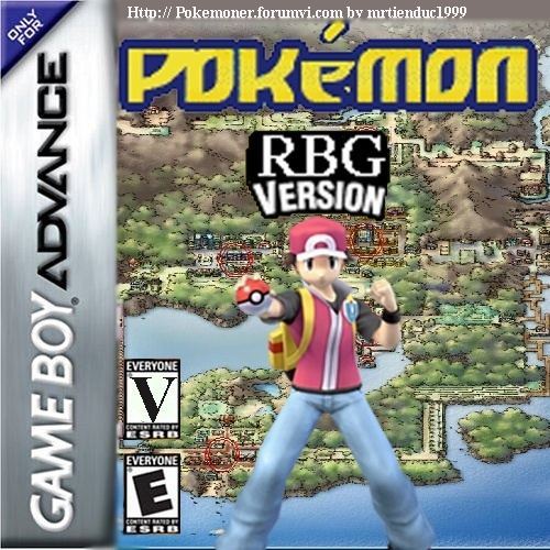 Pokemon RBG is a game GBA! it has been remake from Pokemon FireRed by MrTienduc. it first release in recent times!