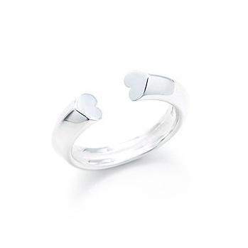 Tiffany's tenderness heart ring