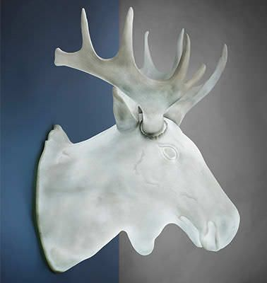 I have one of these in the living room - Moo wall light