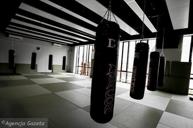 Sala do sztuk walki