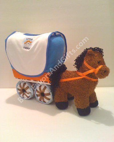 Little Cowboy Diaper cakes