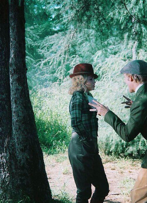 Rosalie & Carlisle