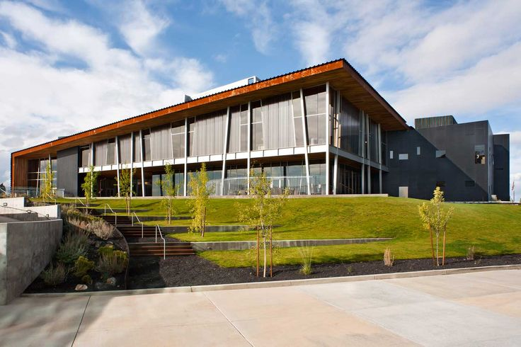 Prescott valley library yavapai college arizona for Prescott architects
